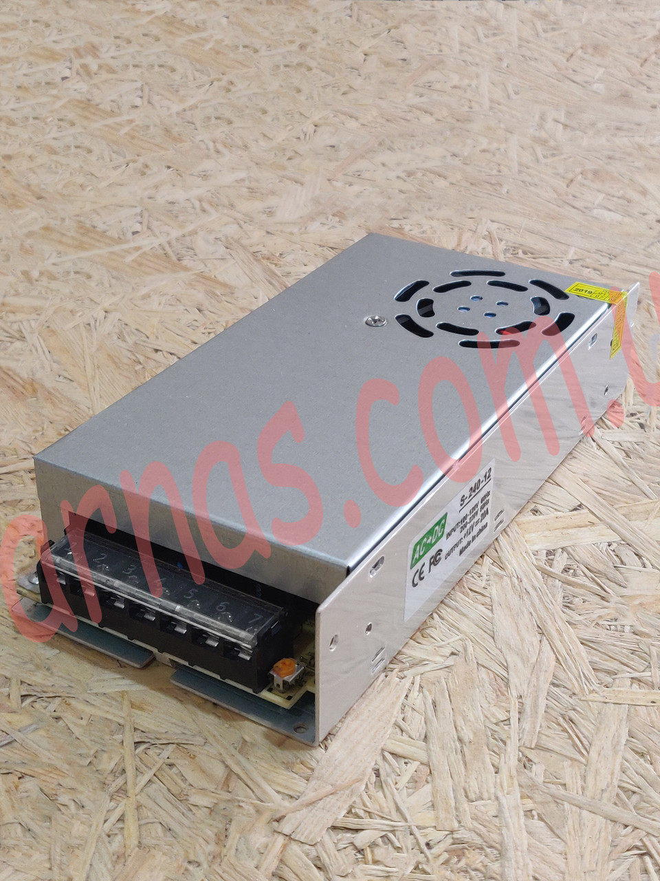 Блок питания S-240-12 12V 20A