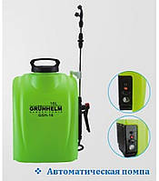 Опрыскиватель аккумуляторный Grunhelm GHS-16 16 л