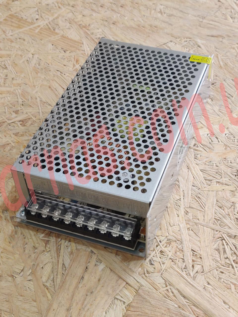 Блок живлення S-250-12 12V 20A