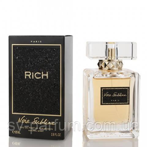 Парфюмированная вода женская Rich Noir Sublime 85ml