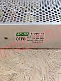 Блок живлення S-250-12 12V 20A, фото 2