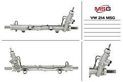 Рульова рейка з ГУР нова VW MULTIVAN 03-VW TRANSPORTER V 03-, VW214