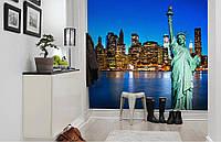 Фотообои Флизелиновые Статуя свободы на заказ. Любая картинка и размер