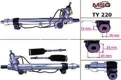 Рульова рейка з ГУР нова TOYOTA LAND CRUISER PRADO (KDJ12) 02-10;LEXUS GX470 (UZJ120) 02-09, TY220