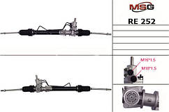 Рульова рейка з ГУР нова RENAULT CLIO/SIMBOL 98-05 TRW, RE252