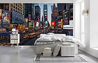 Фотообои Флизелиновые Таймсквер на заказ. Любая картинка и размер