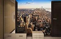 Фотообои Флизелиновые Мегаполис Америки на заказ. Любая картинка и размер
