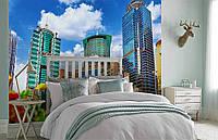 Фотообои Флизелиновые Мегаполис на заказ. Любая картинка и размер