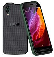 Защищенный спортивный смартфон TEENO Vmobile X6 Green - MTK6580, 1/16GB, 3200 mAh, Android 7.0
