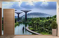 Фотообои Флизелиновые Скульптуры азии на заказ. Любая картинка и размер
