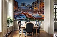 Фотообои Флизелиновые Европейский город на заказ. Любая картинка и размер