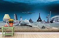 Фотообои Флизелиновые Города на заказ. Любая картинка и размер