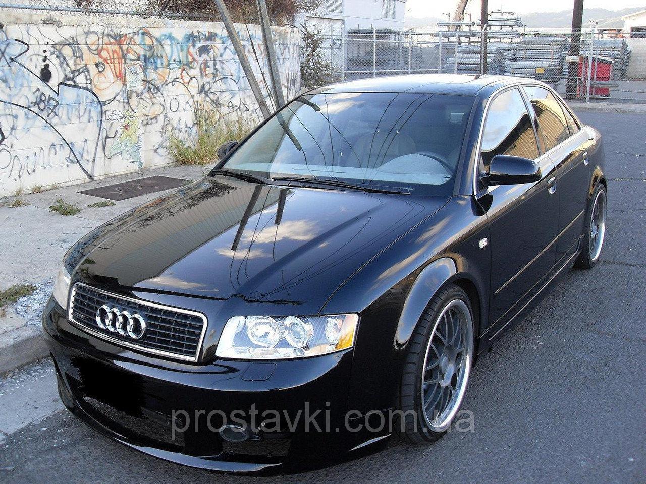 Колесные проставки Audi, VW, Skoda 5х112 16мм.