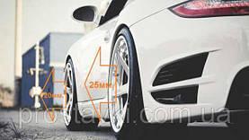Колесные проставки Audi, VW, Skoda 5х112 25мм.