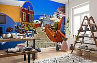 Фотообои Флизелиновые Греция на заказ. Любая картинка и размер