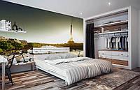 Фотообои Флизелиновые Эйфелева башня на заказ. Любая картинка и размер
