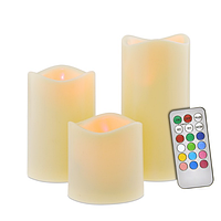 """Світильник """"Свічки"""" 3DTOYSLAMP 12 кольорів, з пультом ДК, фото 1"""