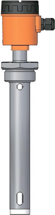 Емкостный датчик уровня серии ECAP 102 для проводимых жидкостей