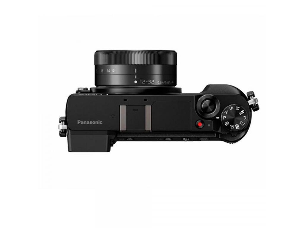 Panasonic Lumix DMC-GX80 kit (12-32mm) black