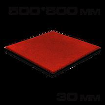 Резиновая плитка 30 мм