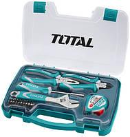 Набор  ручных инструментов, 25 предметов TOTAL THKTHP90256