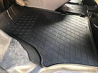 Mercedes Vito W638 1996-2003 гг. Резиновые коврики (3 шт, Stingray)