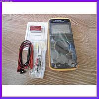 Профессиональный цифровой мультиметр тестер DT-9208 А