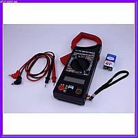 Мультиметр цифровой DT 266F токовые клещи