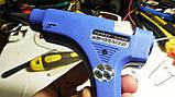 Пистолет для силиконового клея XL-E20, термопистолет диаметр 7 мм, фото 7