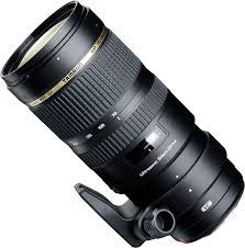 Tamron 70-200mm f/2.8 VC Canon