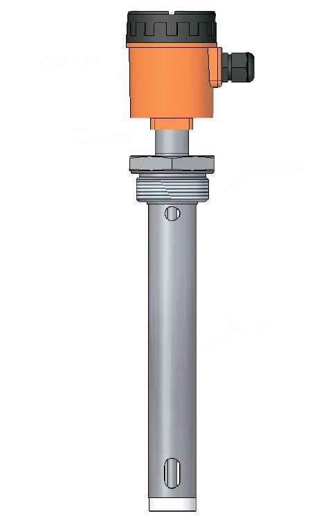 Емкостный датчик уровня серии ECAP 202 для низкопроводимых жидкостей