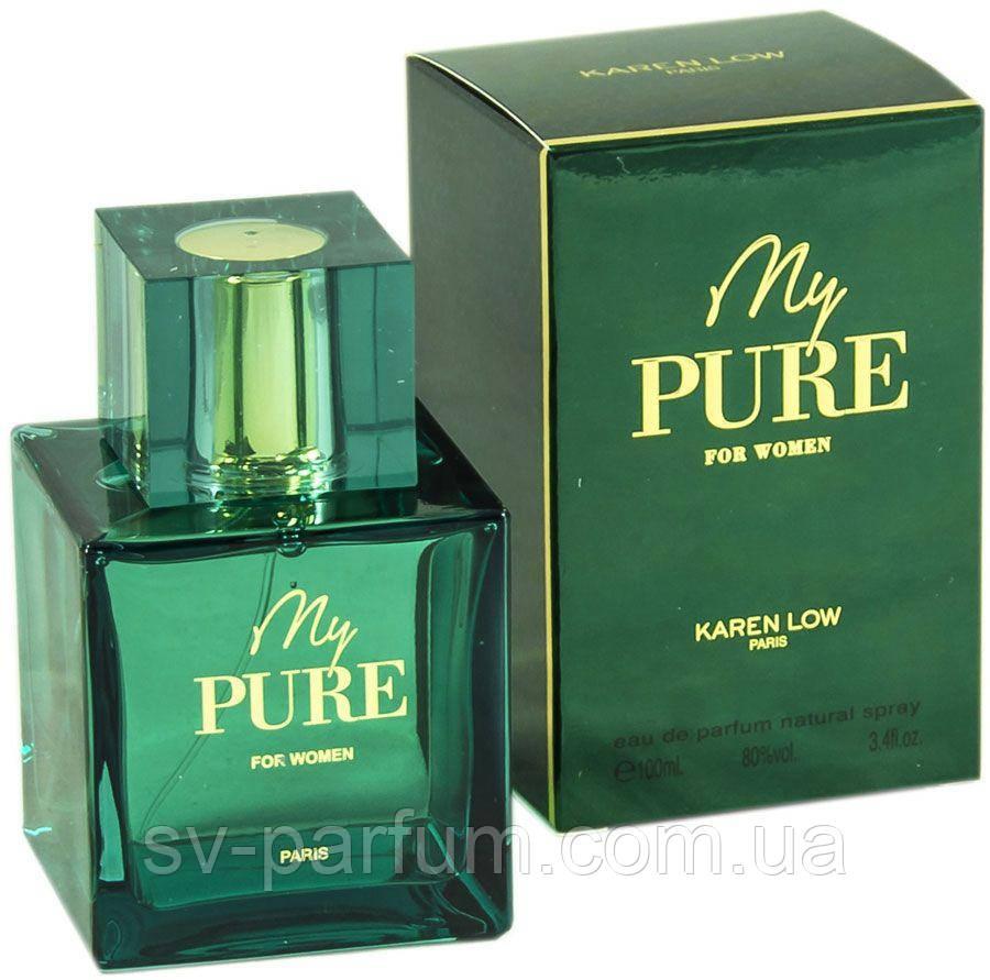 Парфюмированная вода женская Pure My 100ml