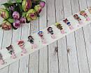 Детские заколки-уточки для волос куклы LOL 5 см микс 10 шт/уп., фото 2