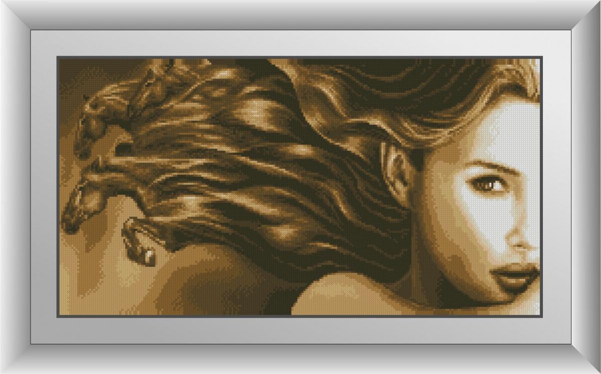 Набор алмазной живописи Роскошь Dream Art 30850 (32 х 60 см)