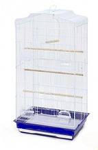 Большая клетка вольер для попугаев, канареек, амадин 47*36*92 см