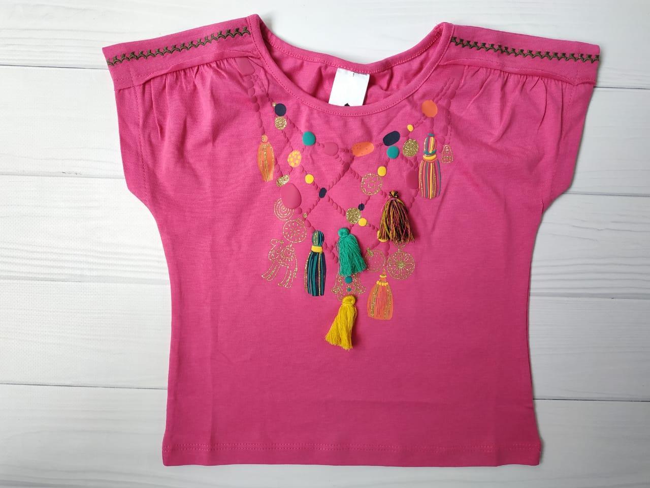 Дитяча футболка на дівчинку C&A Німеччина Розмір 92, 116