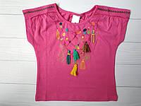 Детская футболка на девочку C&A Германия Размер 92