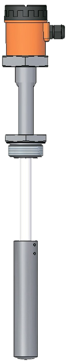 Емкостный датчик уровня серии ECAP 306 для сыпучих материалов