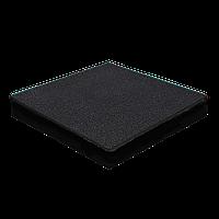 Гумова плитка 40 мм (темно-сіра)