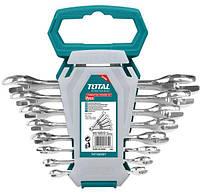 Набор рожковых ключей TOTAL THT102386 8 шт