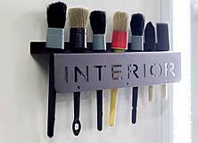 """Настенный держатель кисточек для детейлинга """"Interior"""", фото 3"""