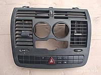 Центральная консоль Мерседес Вито  W639