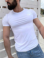 Мужская футболка FREEVER белая, красная, чёрная, синяя