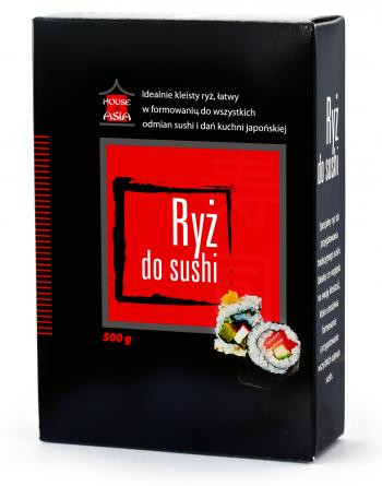 Рис для суши House of Asia, 500г