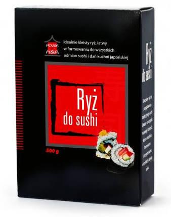 Рис для суши House of Asia, 500г, фото 2