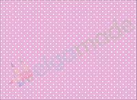 Фетр с принтом ГОРОШЕК НА СВЕТЛО-ЛАВАНДОВОМ, 22x30 см, корейский мягкий 1.2 мм