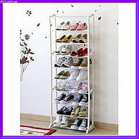 Органайзер полка для обуви Amazing Shoe Rack, фото 1