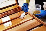 Лаки и пропитки, шпаклевки для отделки древесины