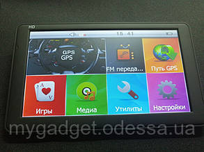 "GPS навигатор Navitel 0075 (Дисплей 7""/8GB/Windows CE 6.0)"