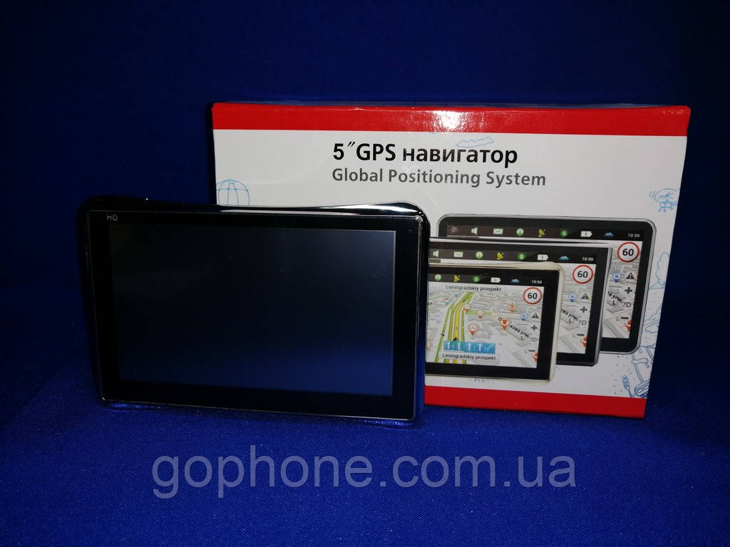"GPS - навигатор NAVITEL 5"" экран 8Gb"